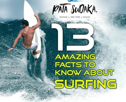 Cool Facts about Surfing