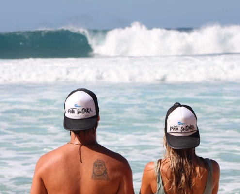 Pata Sudaka Surf Trips - Hawaii Surf Camp