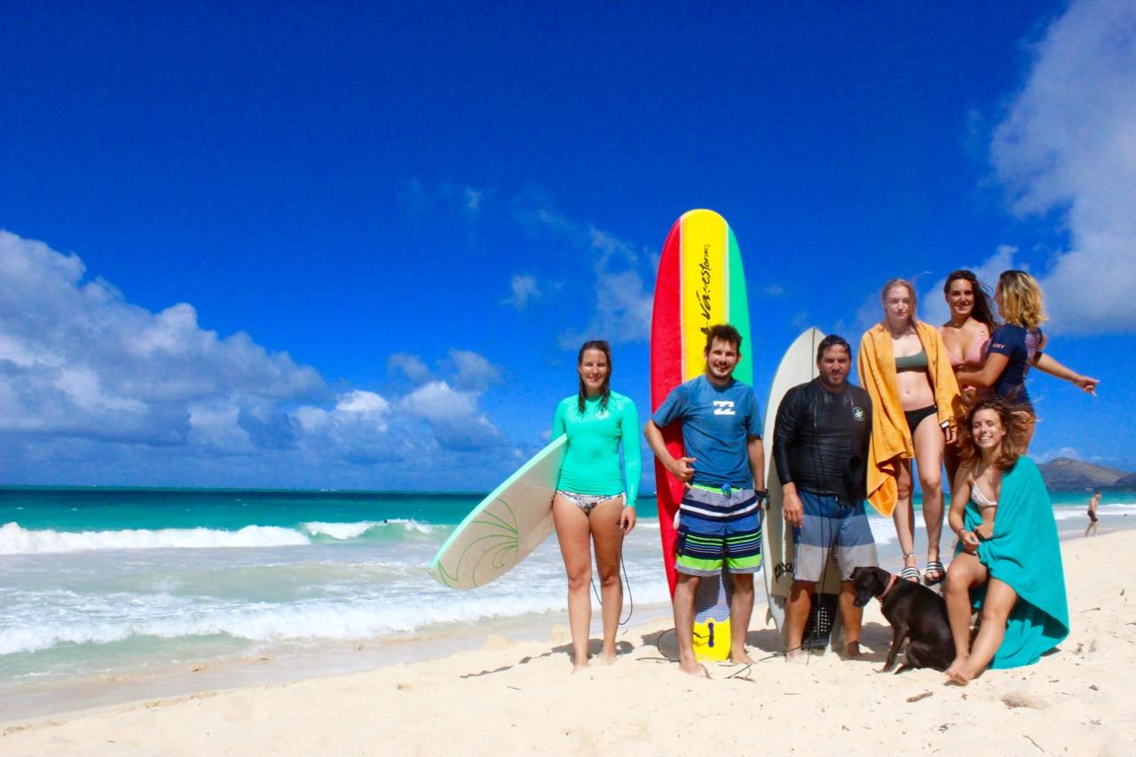 Surfing Challenge