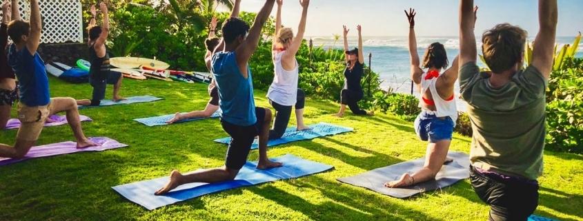 Exercise Pata Sudaka Surf Camp