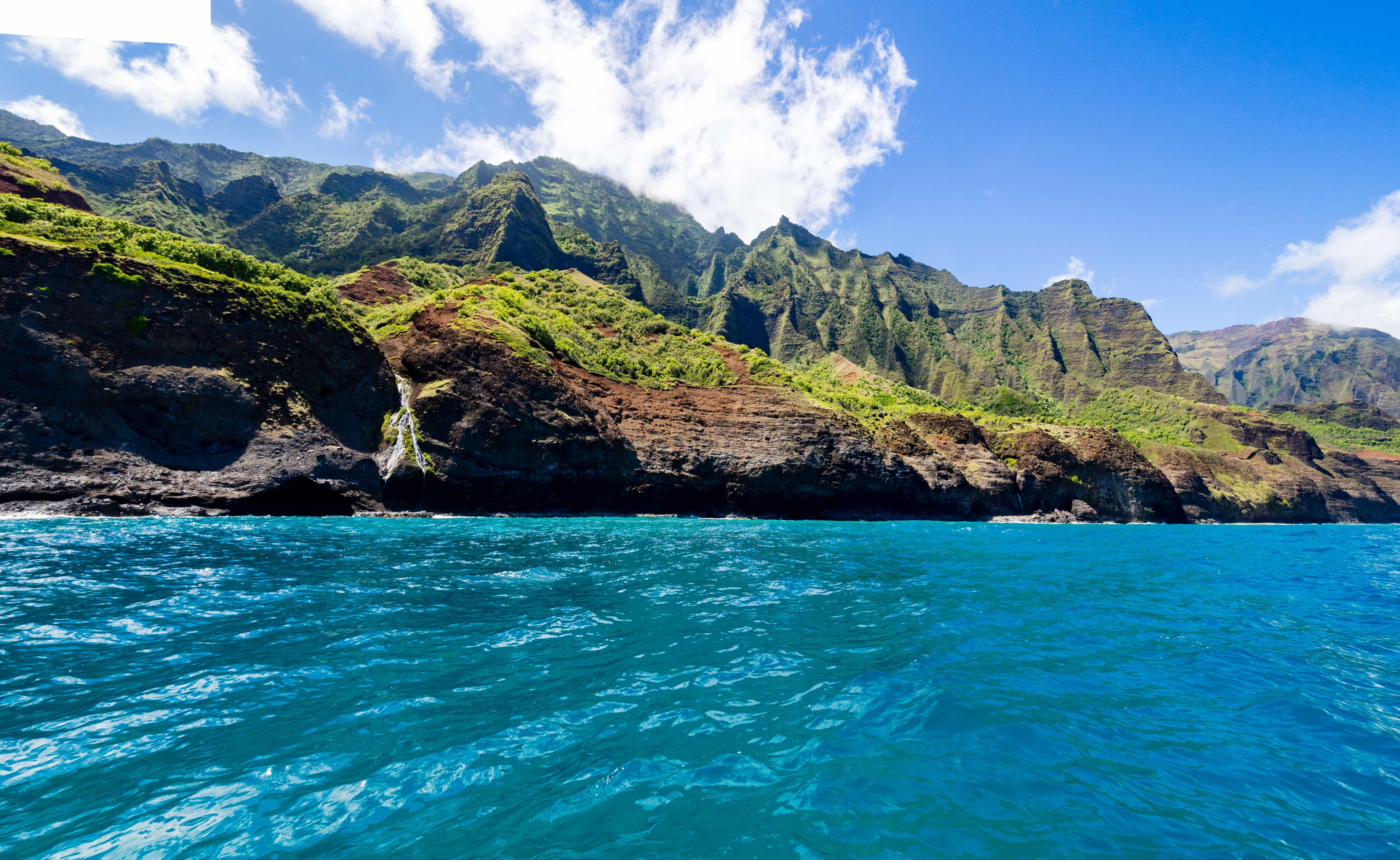 Kauai Island In Hawaii