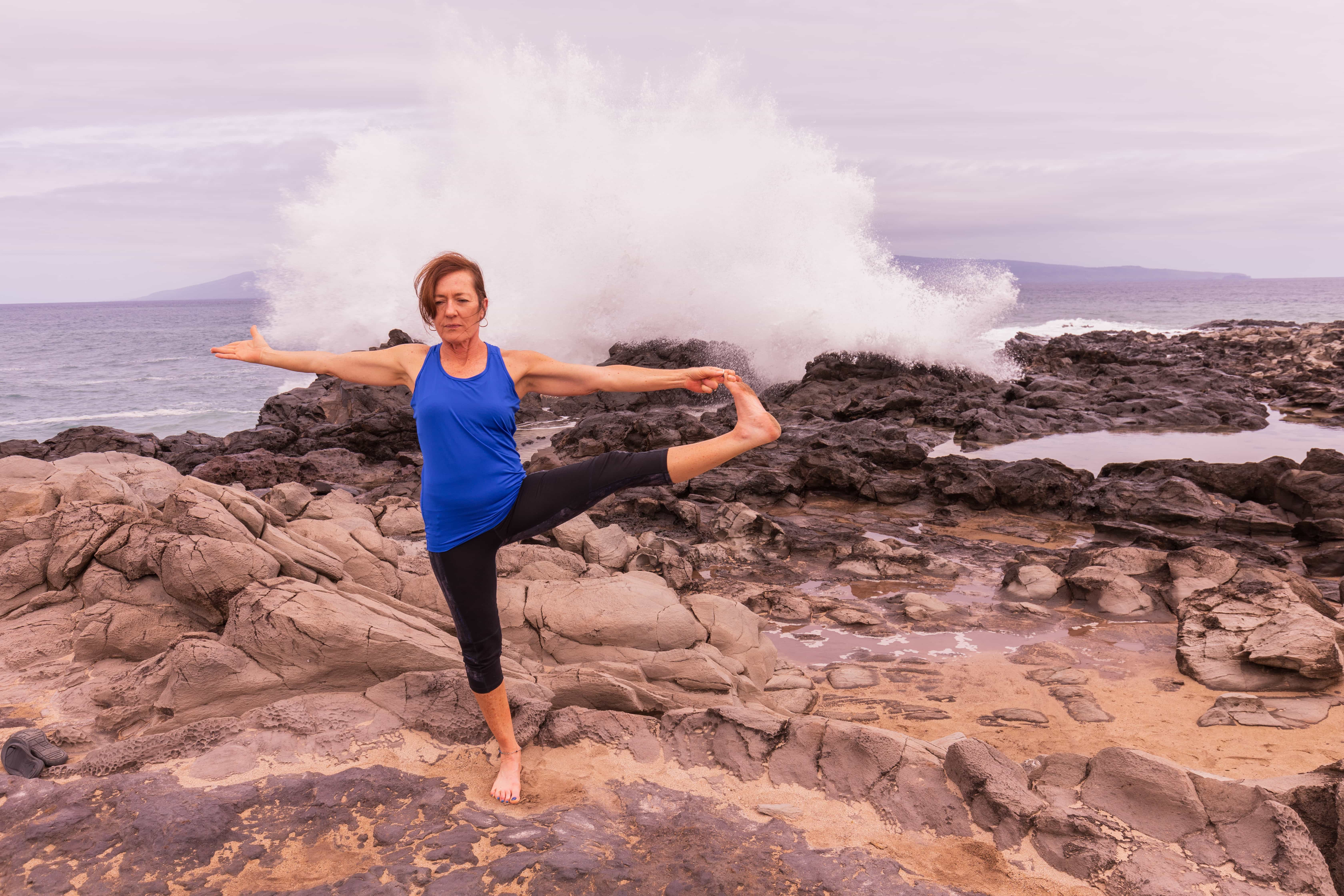 Yoga Retreat in Maui Hawaii