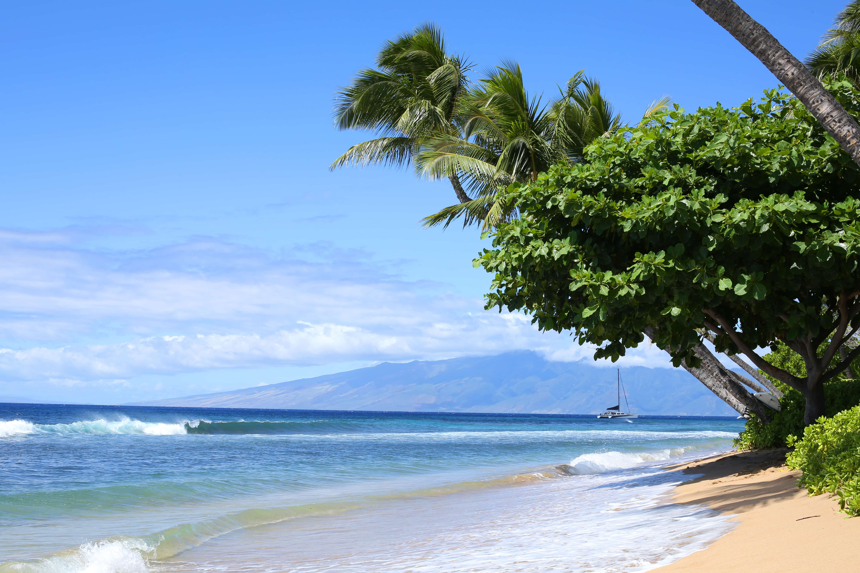 Lahaina in Hawaii