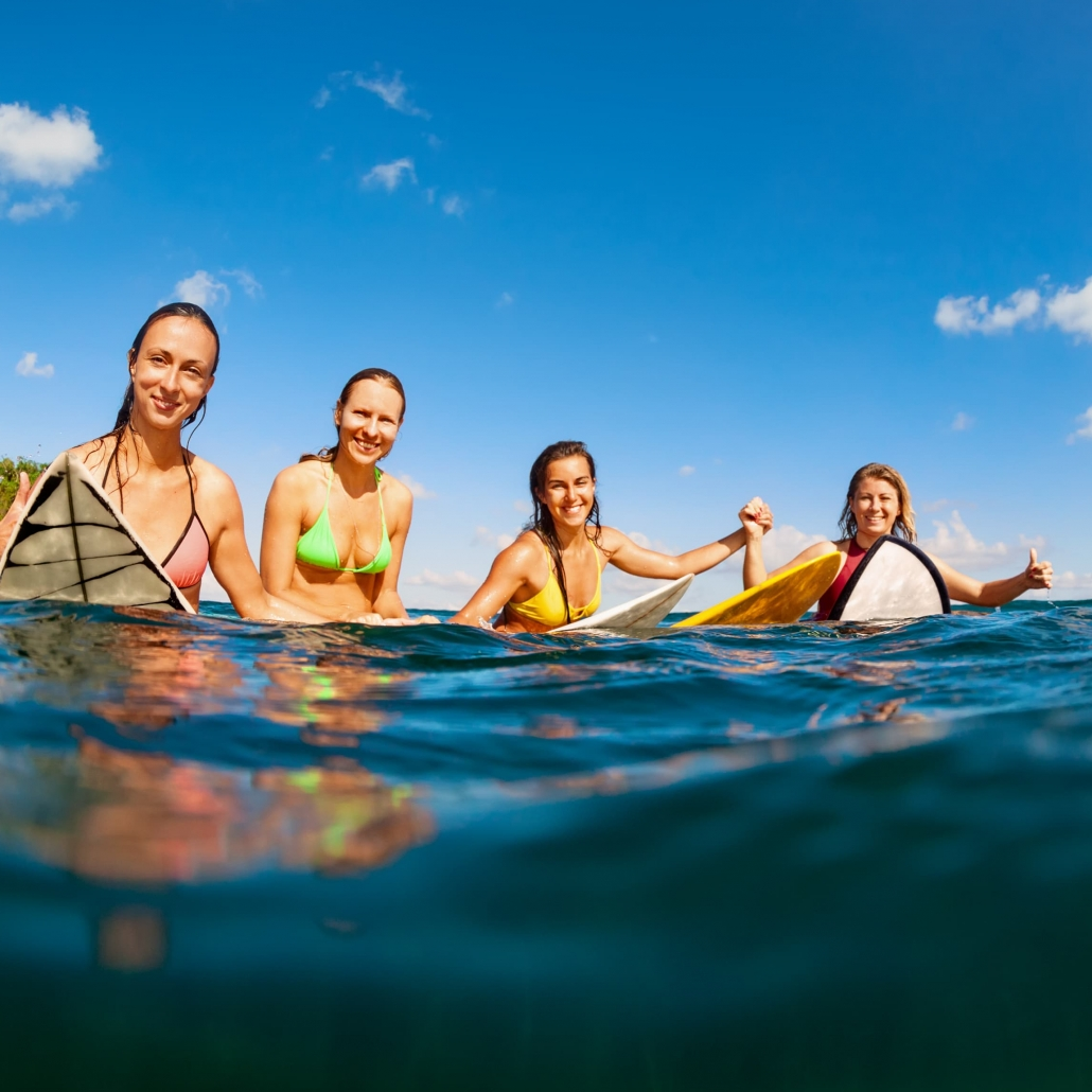 Women Surf Camp