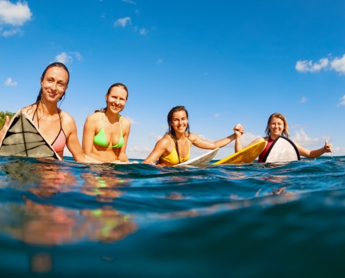 Women Surf Camp