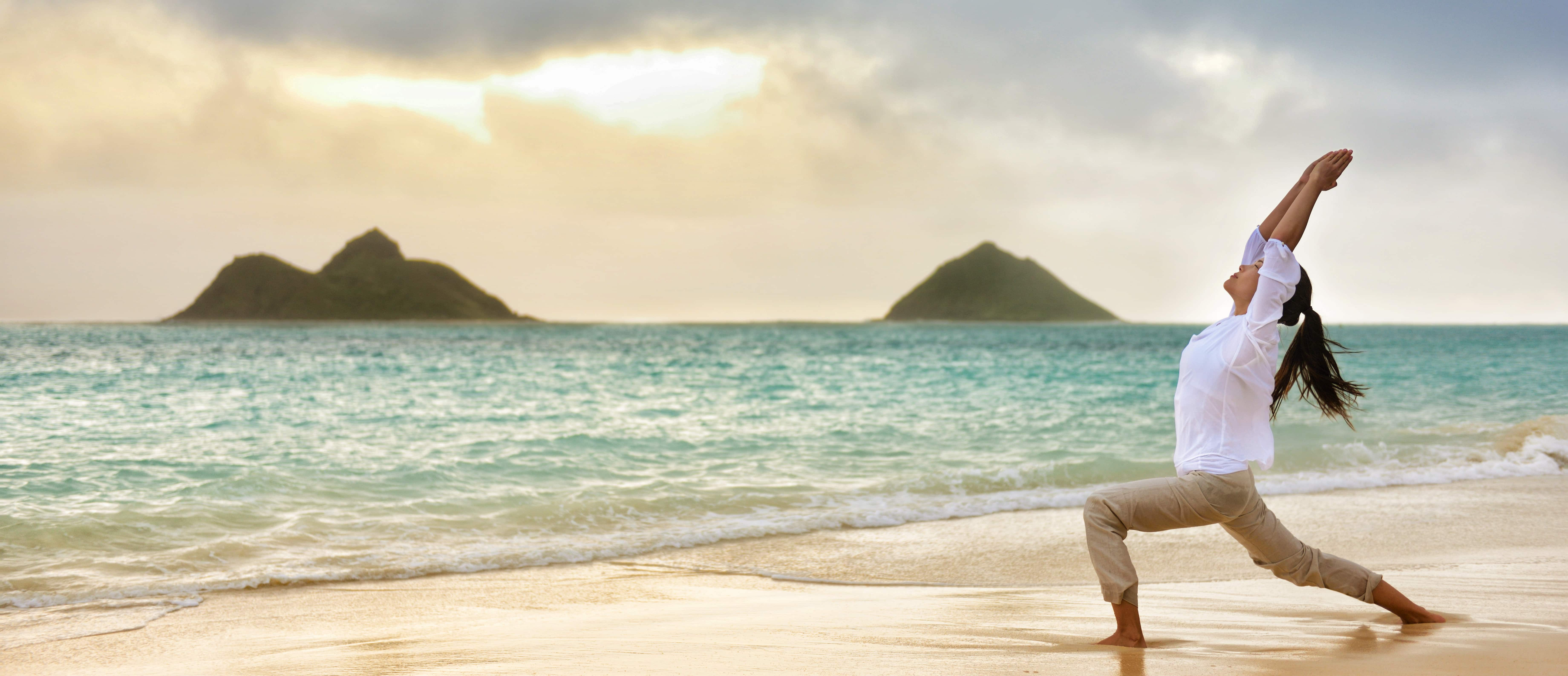 Yoga retreat in Oahu