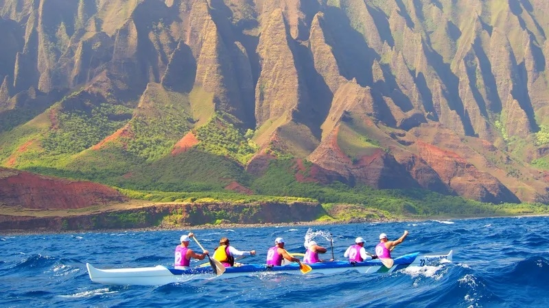 6 Days Hawaiian Adventure Yoga Holiday in Hawaii