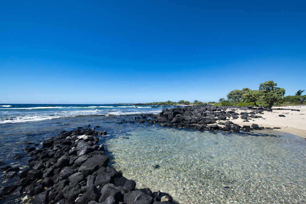 Beautiful Honokohau Islands