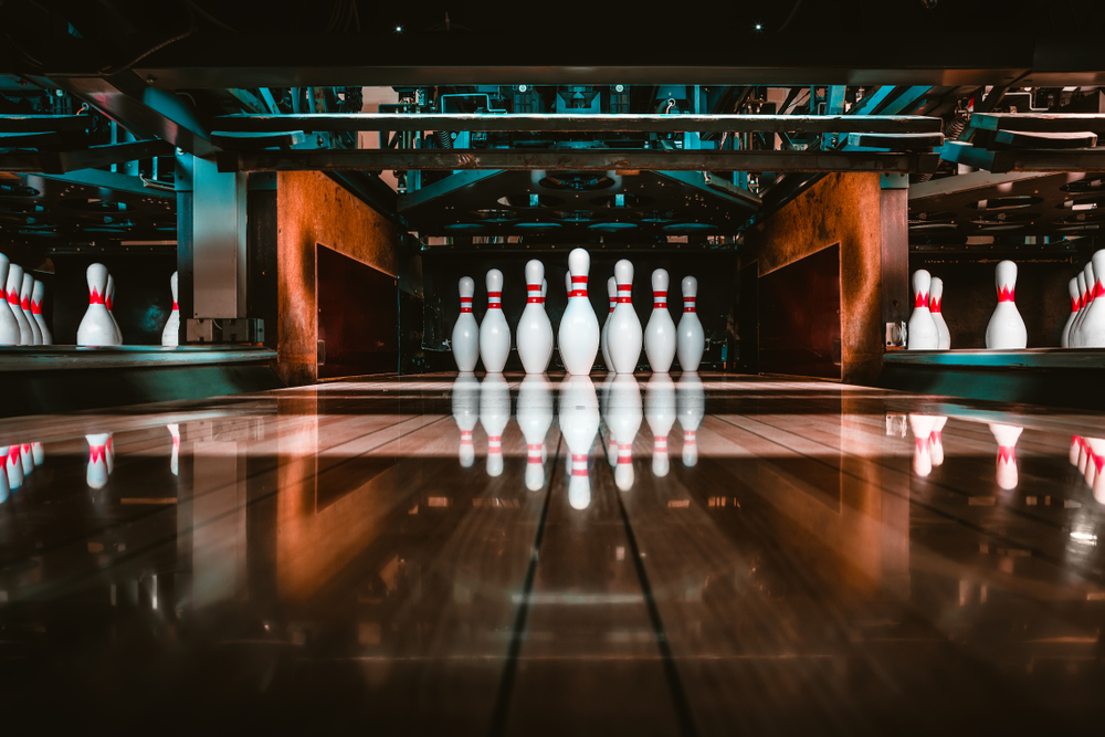 Fort Shafter Bowling Alley