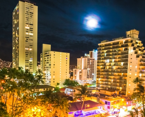 9 Exciting Things That You Must Not Forget to Do at Night in Honolulu