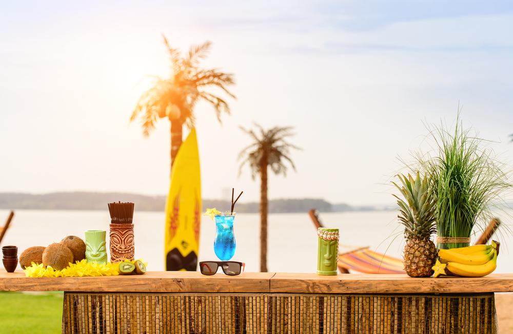 Moana Surfer Beach Bar