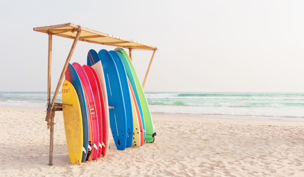 surfoards