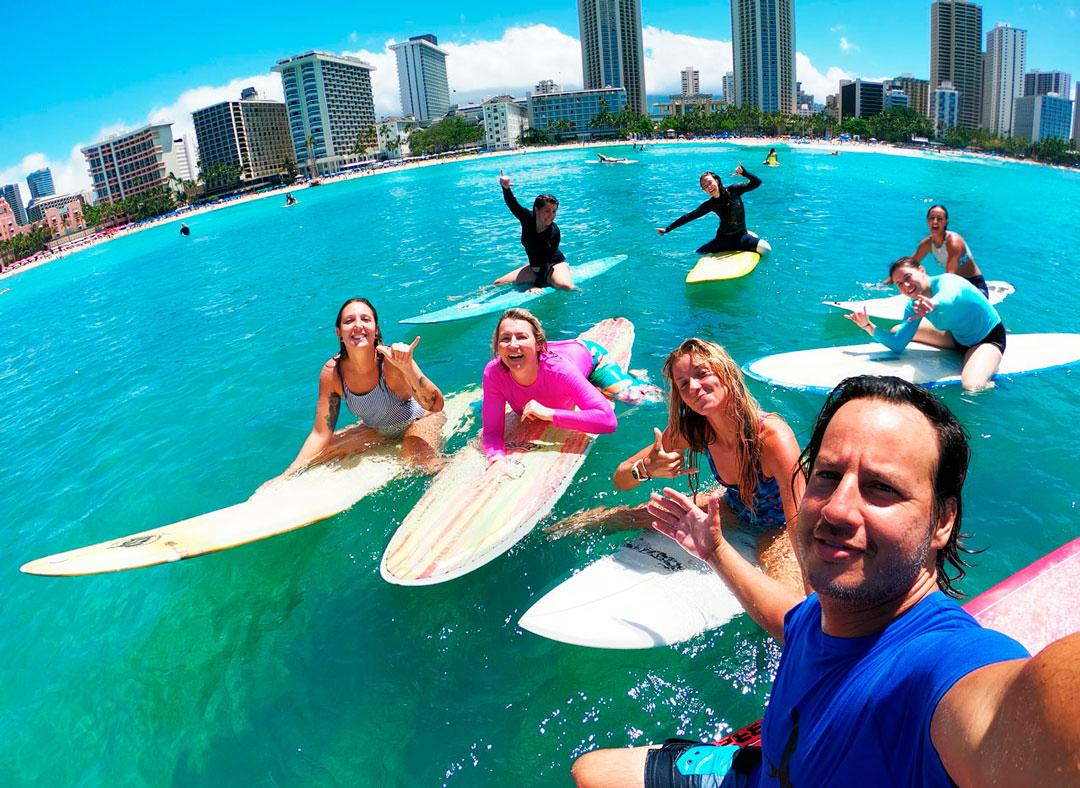 surf lesson waikiki