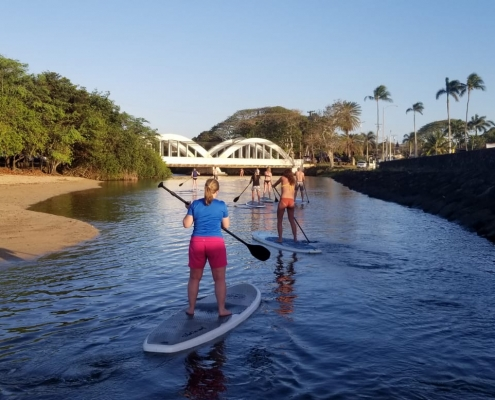 Places to Go and Things to Do in Hale'iwa, on the North Shore